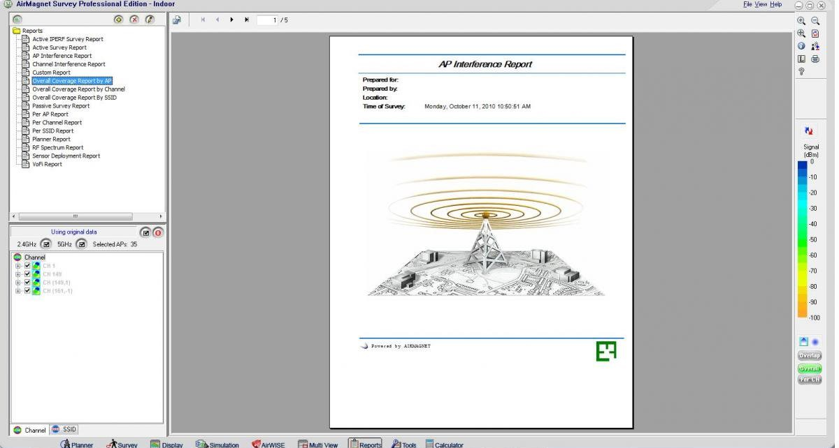 PROVANTAGE: netAlly AM/A4018 Airmagnet Survey Pro Incl